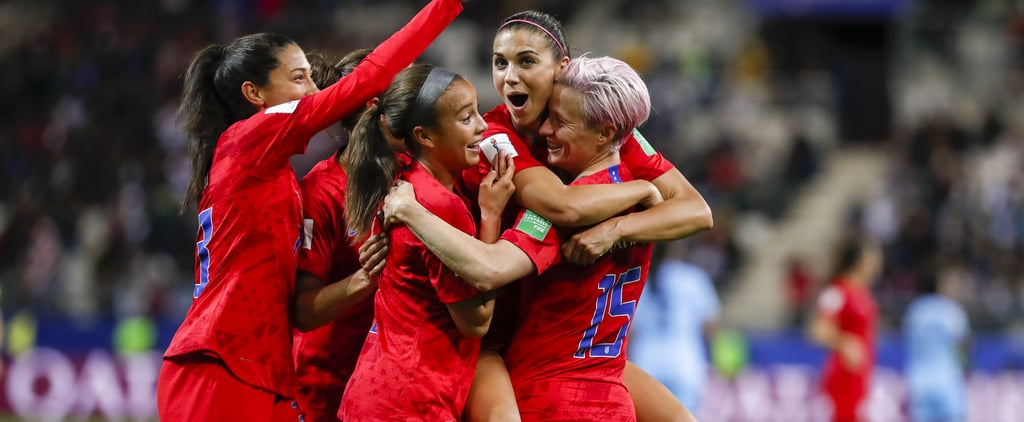 USWNT vs. Thailand Highlights From the 2019 FIFA World Cup