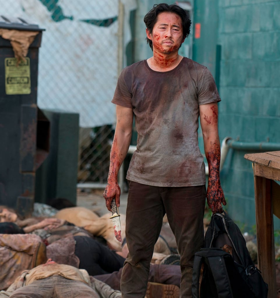Worst Moments From The Walking Dead