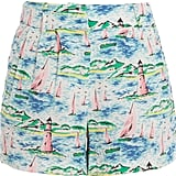 Paul & Joe lighthouse printed shorts (£212)