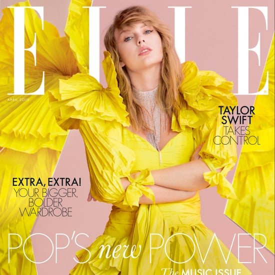Taylor Swift Elle UK Quotes Feb. 2019