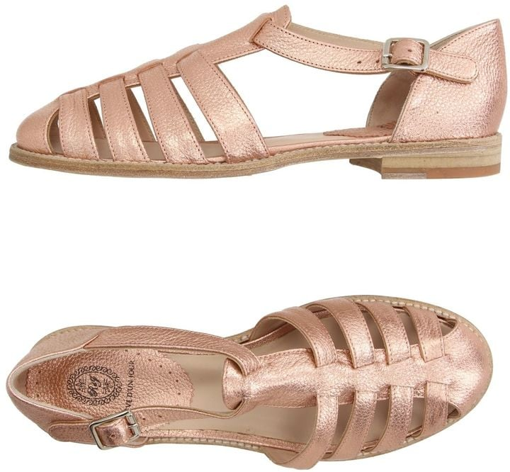 These RÊVE D'UN JOUR Sandals ($135) are perfect for picnic dates at the park.