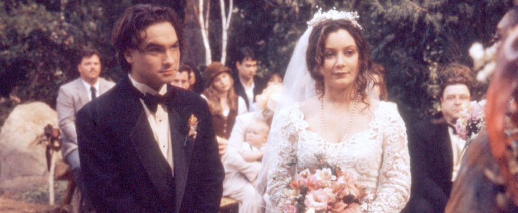 Before Johnny Galecki Was on Big Bang Theory, He Was Stealing Darlene's Heart on Roseanne