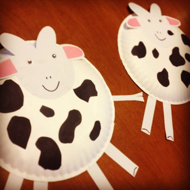 Paper Plate Animals & Paper Plate Animals | Kid-Friendly Crafts | POPSUGAR Moms Photo 88