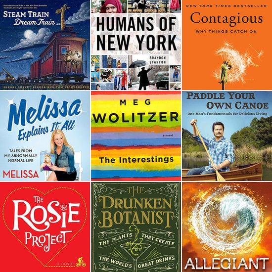 Pulling from the most popular 2013 titles across several genres, POPSUGAR Entertainment created the ultimate book gift guide for every personality. It's a one-stop book shop for all the people you need to buy for this year, including everyone from your NPR-loving co-worker to your artsy niece.