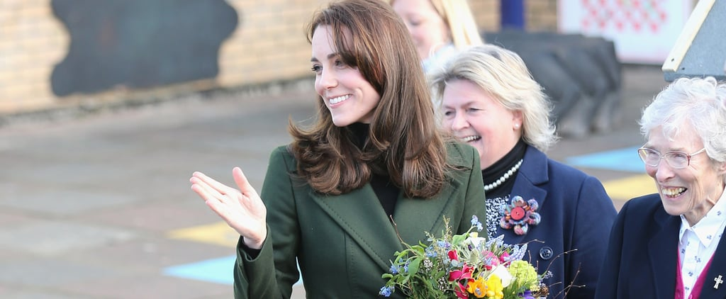 Kate Middleton Wears the Holiday Coat It's Clear You Now Need