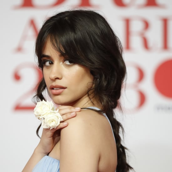 Camila Cabello Hair and Makeup at the 2018 Brit Awards