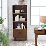 Belham Living Carter Midcentury-Modern Bookcase