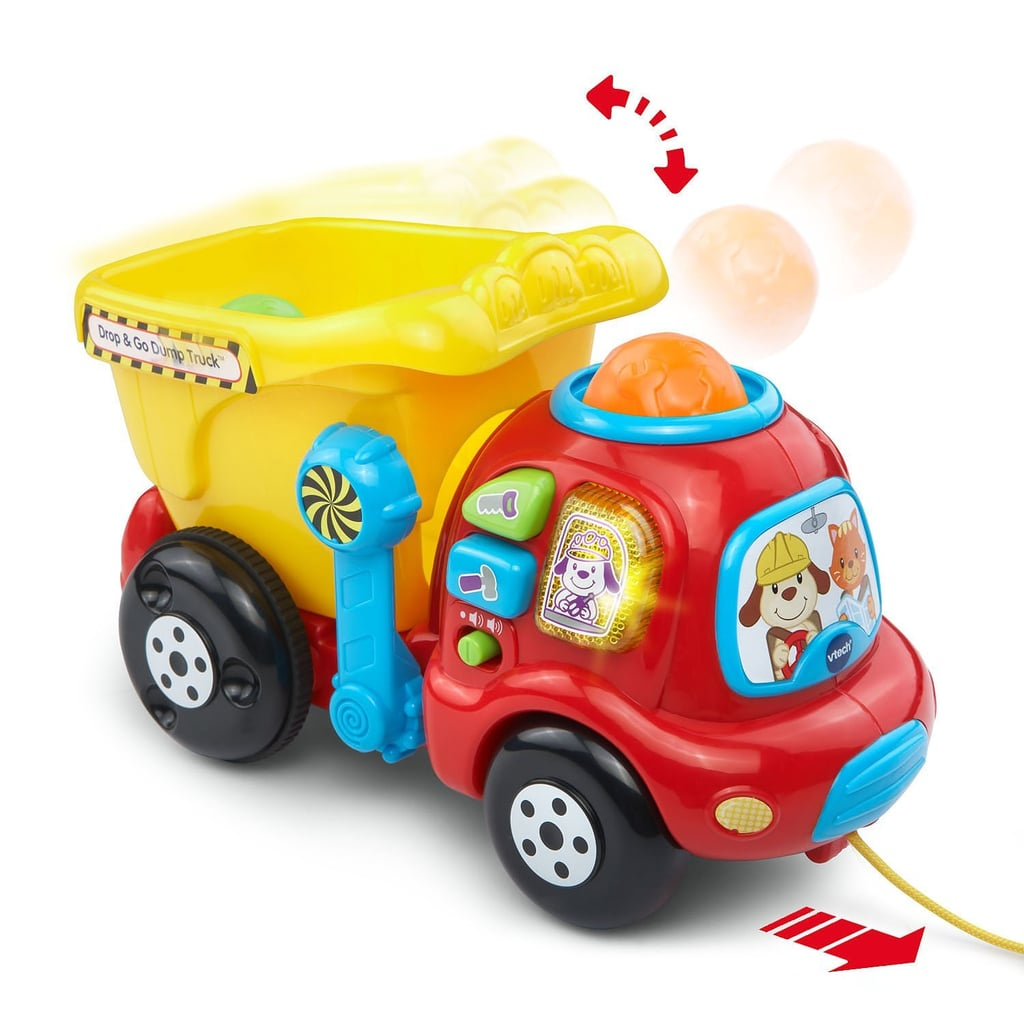 For 2-Year-Olds: VTech Drop and Go Dump Truck