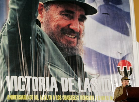 Loco? US Lawmakers Meet With Fidel Castro