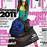 Elle Italy January 2011