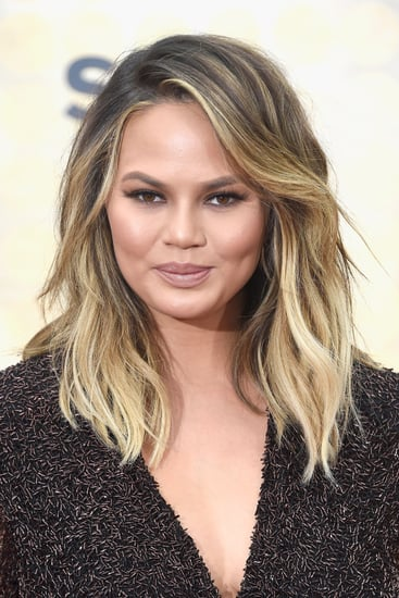Chrissy Teigen's Best Beauty Moments on Social Media