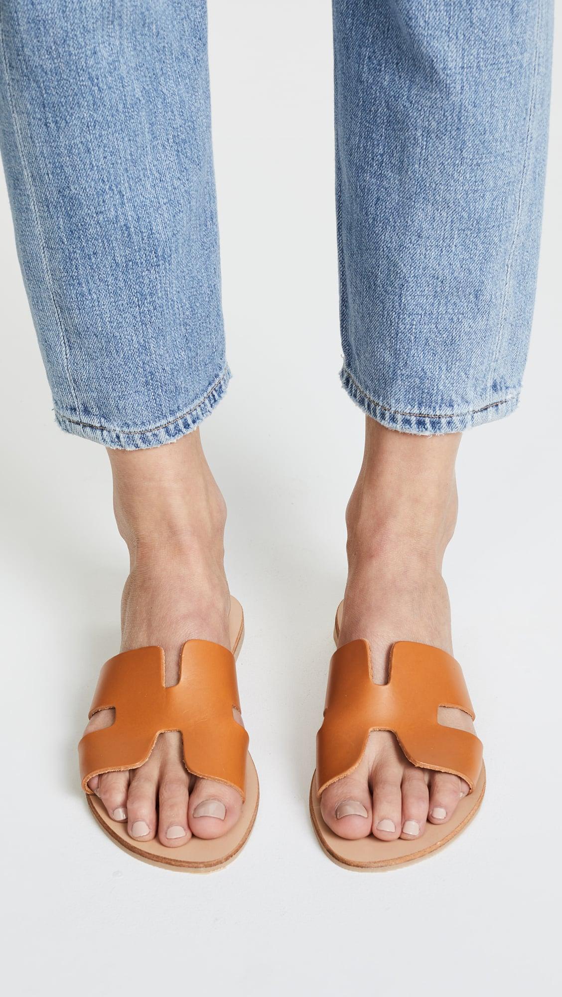 Best Travel Sandals 2019   POPSUGAR Fashion