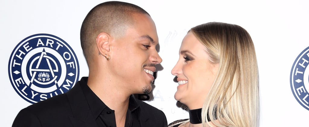 Ashlee Simpson and Evan Ross Look Smitten at a Pre-Golden Globes Bash