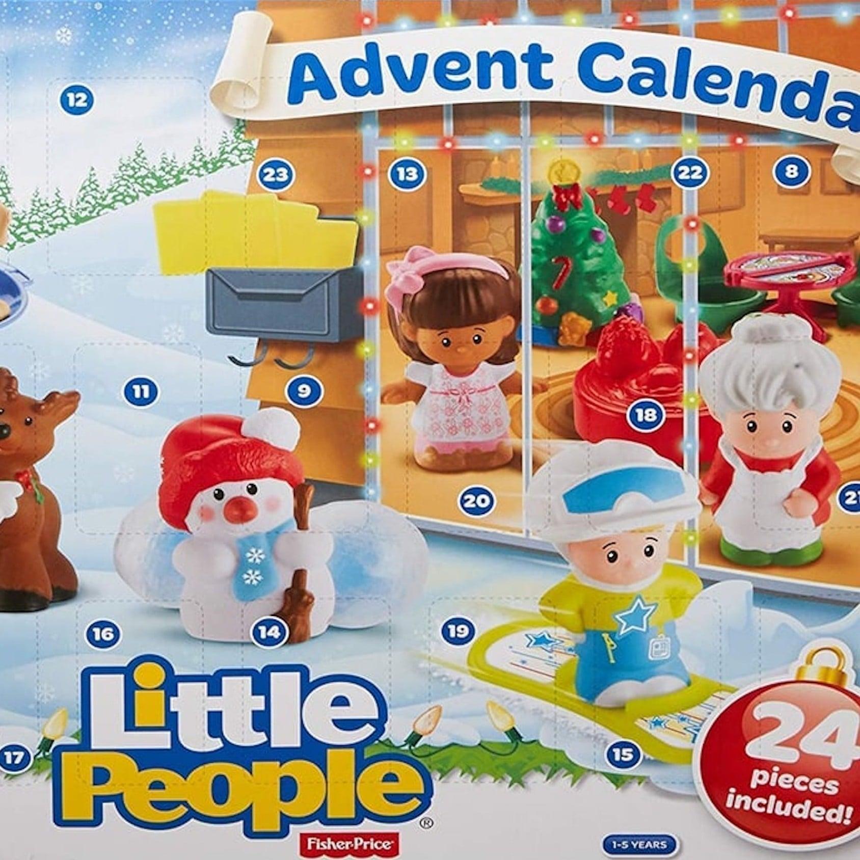 Best Advent Calendars For Kids 2018 Popsugar Family