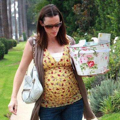 Mama Garner Comes Bearing Gifts