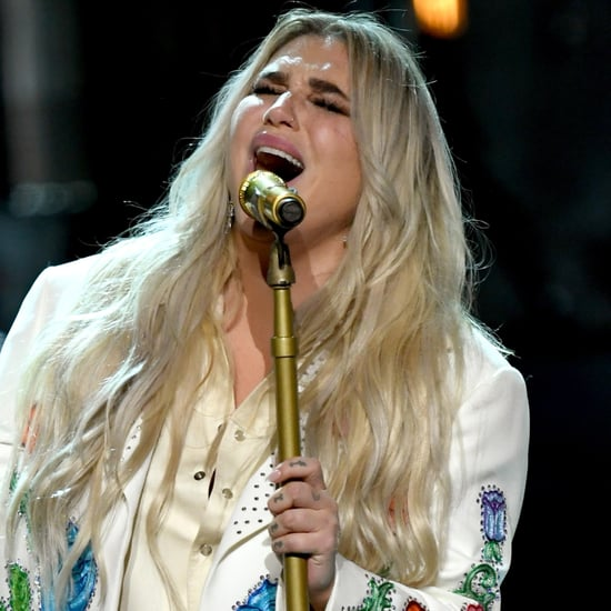 Kesha's Performance at the Grammy Awards 2018