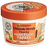 Garnier Ultimate Blends Hair Food Papaya 3-in-1 Damaged Hair Mask Treatment