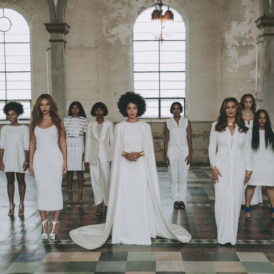 Beyonce at Solange Knowles's Wedding | Pictures