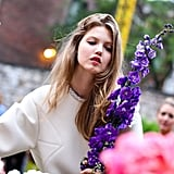 How gorgeous is this shot of Lindsey Wixson?  Photo courtesy of Stella McCartney