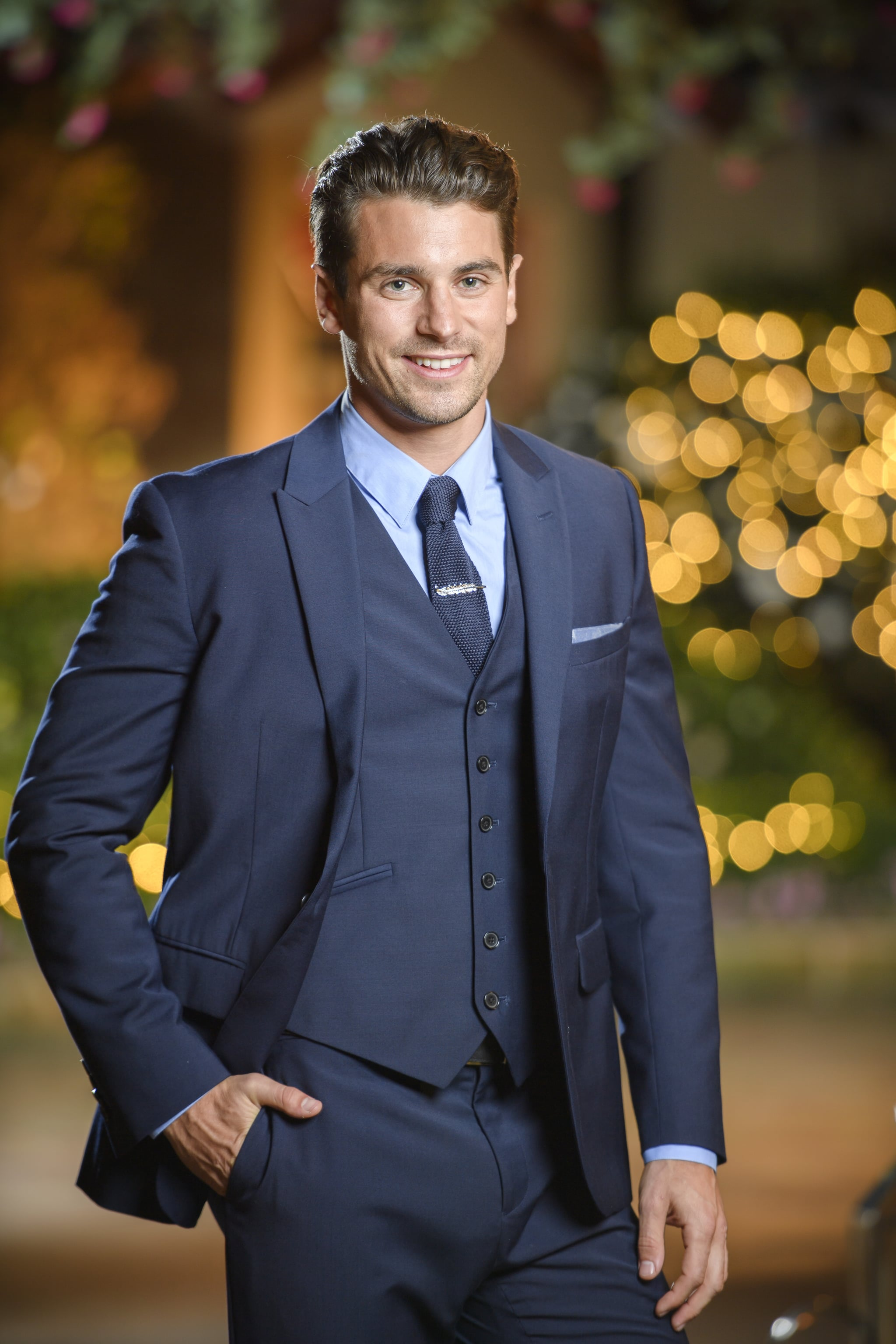 Matty Johnson Interview The Bachelorette Australia 2016