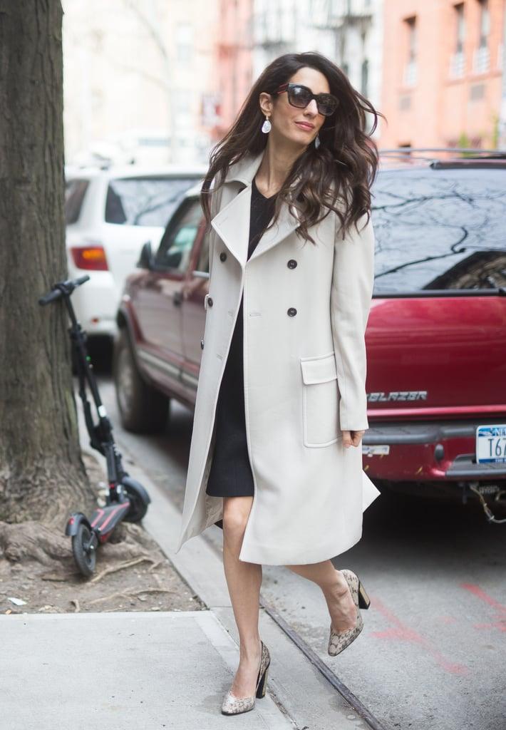 April   Amal Clooney Style 2018   POPSUGAR Fashion Photo 11