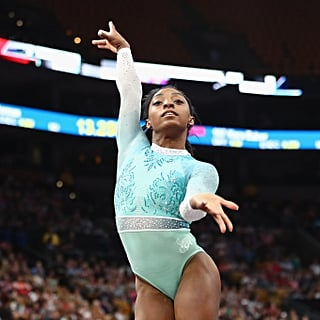 Simone Biles Vault 2018 World Team Selection Camp