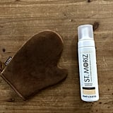 St. Moriz Self-Tanning Mousse With Gaiyah Mitt