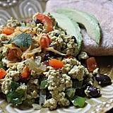 Vegan: Southwestern Tofu Scramble