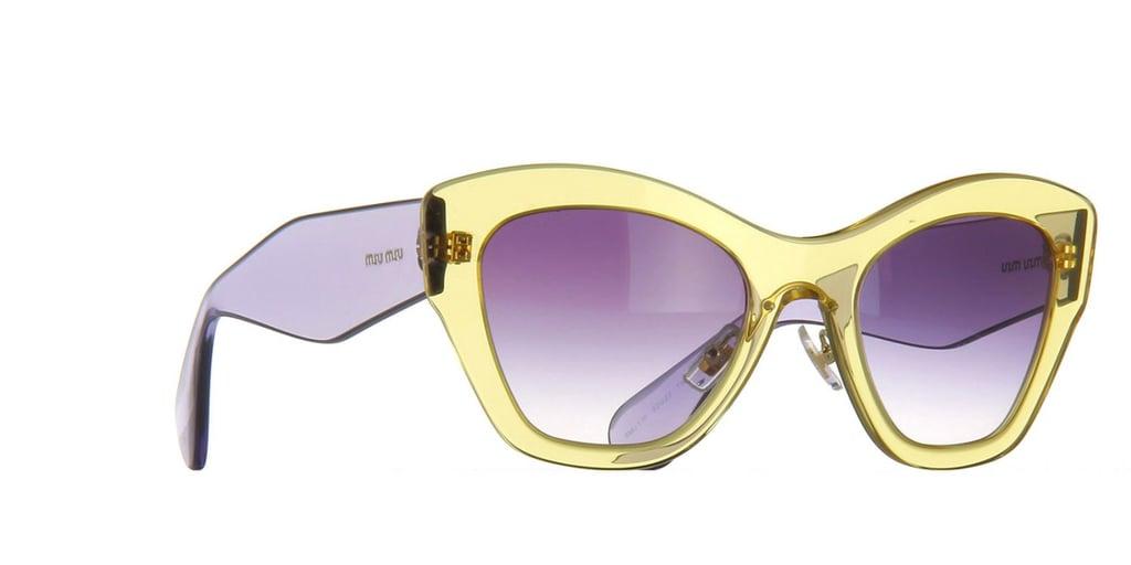 Miu Miu Sunglasses ($243, originally $320)