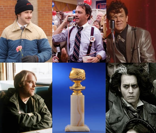 Who Should Win the Globe for Best Actor in a Comedy/Musical?