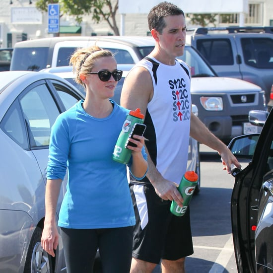 Celebrity Couples Working Out | Oct. 21, 2013
