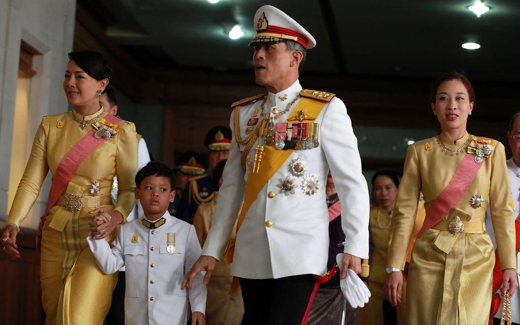 Thailand: King Maha Vajiralongkorn
