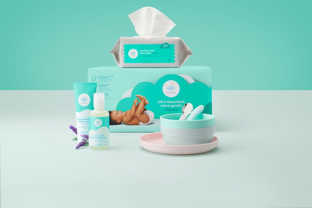 Cloud Island's New Baby Essentials