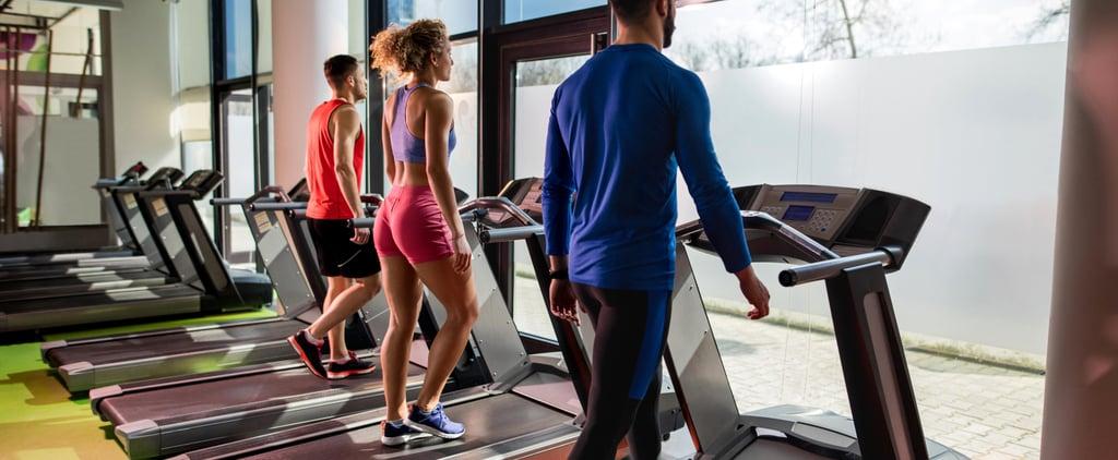 Walking Treadmill Workouts