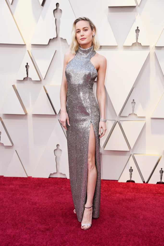 Brie Larson outfit Oscar 2019