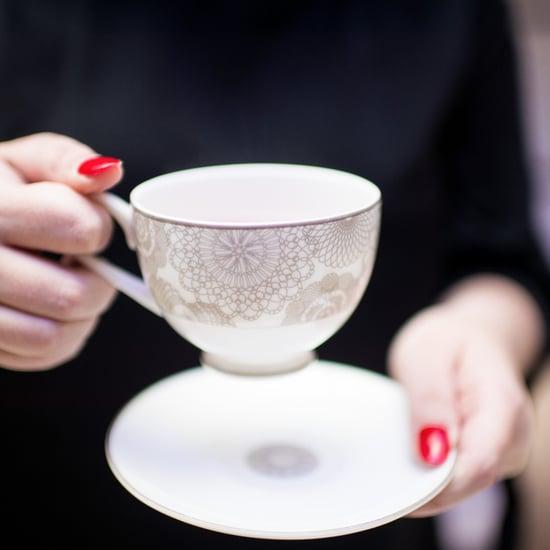 ما هو تقليد الشاي البريطاني?