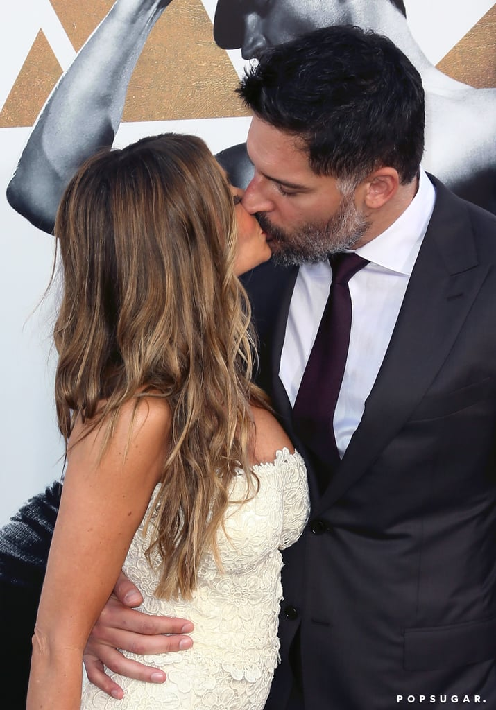 Love Was in the Air: 40 Sweet, Sexy Celebrity PDA Pictures From 2015