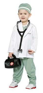 Doctor Halloween Costumes($30)