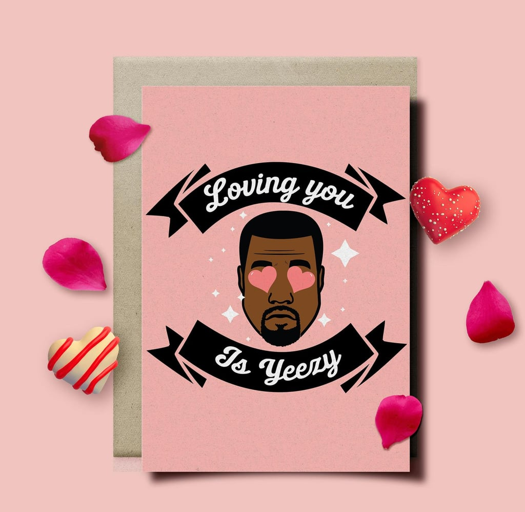 Kanye West Loving You is Yeezy