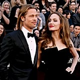 Angelina on Wedding