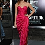 Ashley Greene stole the show at the premiere of The Apparition at Grauman's Chinese Theatre on August 23.