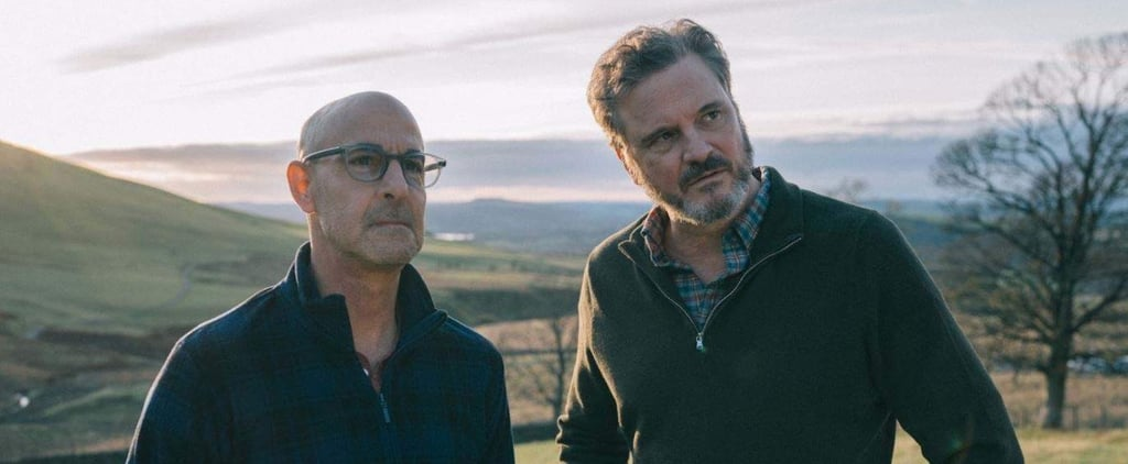 Stanley Tucci and Colin Firth's Supernova Movie Details