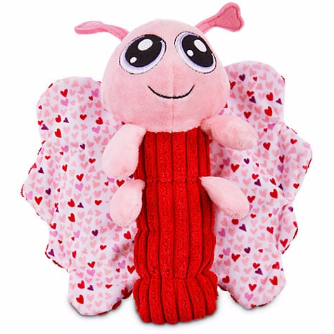 Love My Pup Caterpillar Wings Dog Toy ($6)