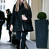 Elle Macpherson's outfits would feel just as at home on the runway.