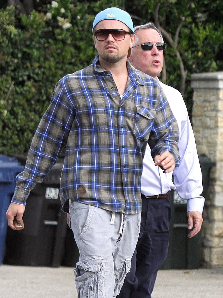 Pictures Of Leonardo Dicaprio In La Popsugar Celebrity