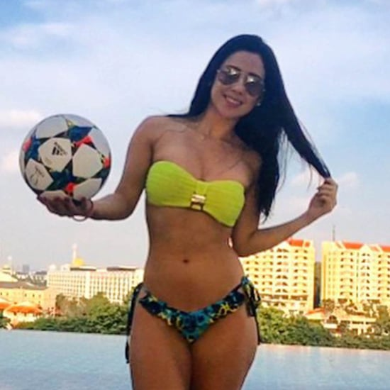 Soccer Star Raquel Benetti | Video