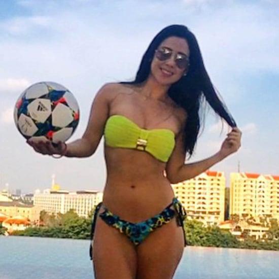 Soccer Star Raquel Benetti | Video