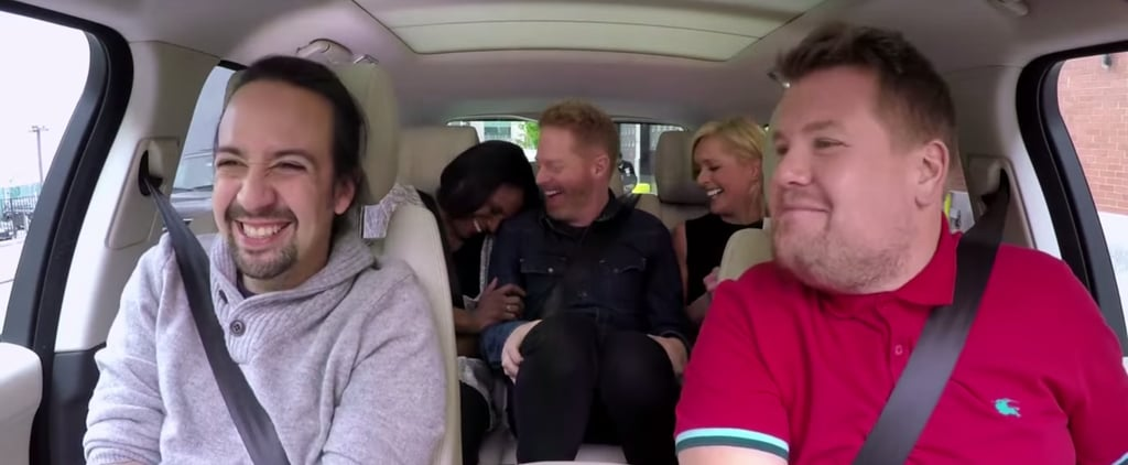 James Corden's Latest Carpool Karaoke Session Is Every Theater Kid's Dream