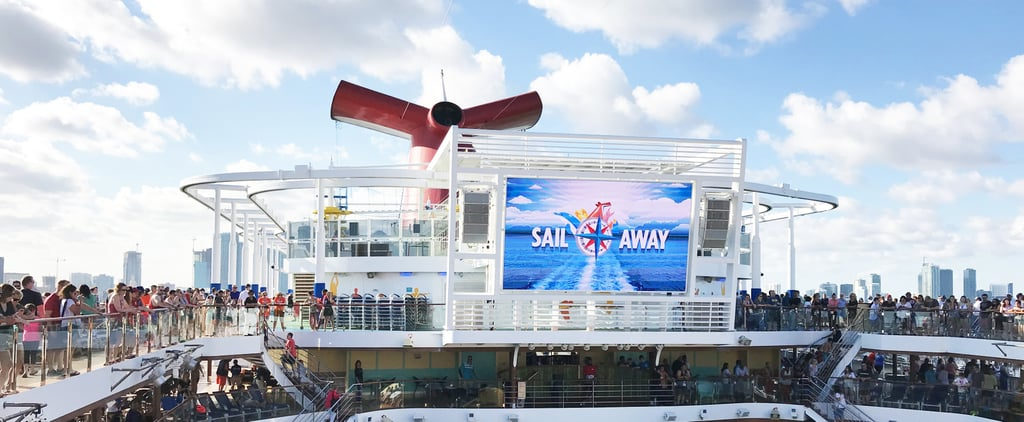 10 Game-Changing Cruise Tips From Carnival Vista's Cruise Director