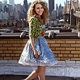 Teen Carrie Bradshaw